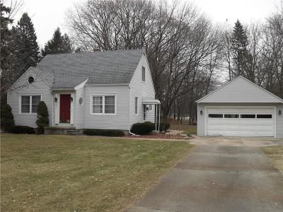 St. Clair Single Family Home For Sale: 3670 Parker Rd