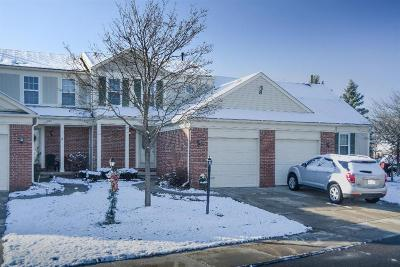 Canton Condo/Townhouse For Sale: 1683 Christopher Dr