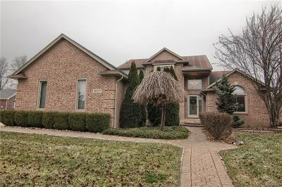 Macomb MI Single Family Home For Sale: $389,900