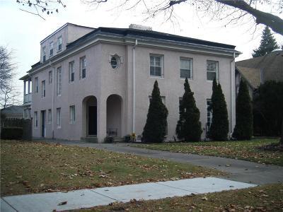 Detroit Single Family Home For Sale: 1458 Burns St