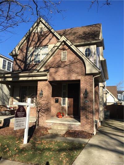 Birmingham Single Family Home For Sale: 685 Bennaville Ave