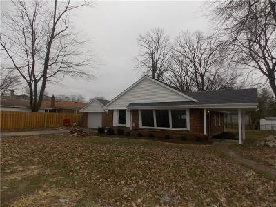 Southfield Single Family Home For Sale: 17357 New Hampshire Dr