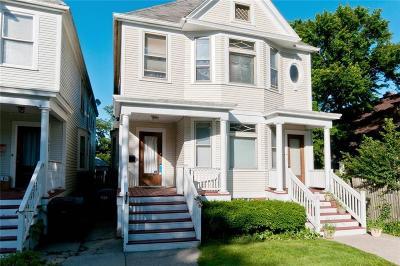Detroit Multi Family Home For Sale: 1722 Parker St