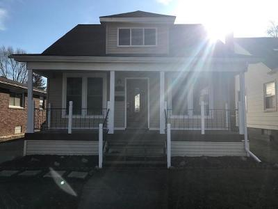 Center Line Single Family Home For Sale: 8080 Central