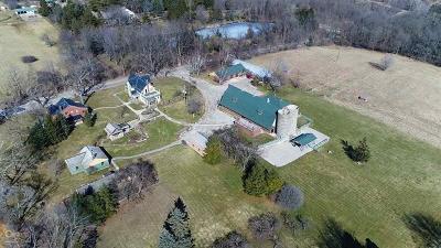 Macomb Single Family Home For Sale: 6440 Bordman Rd