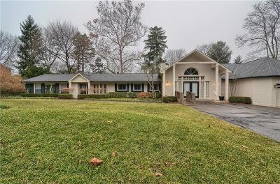 Bloomfield Hills Single Family Home For Sale: 3454 Blossom Ln