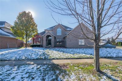 Macomb Single Family Home For Sale: 21664 Carleton Place Dr