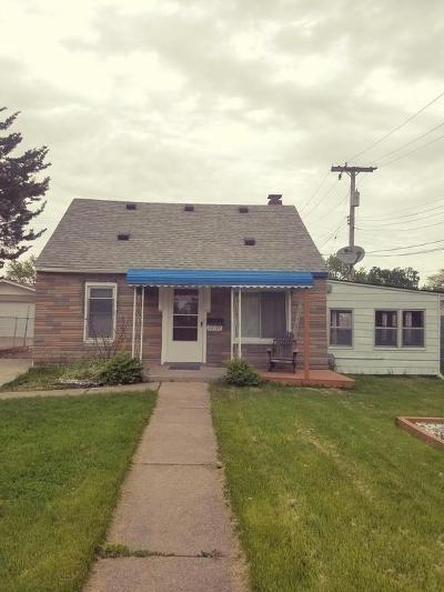 Saint Clair Shores Single Family Home For Sale: 22127 Ridgeway St