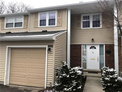Troy Condo/Townhouse For Sale: 1544 Brentwood Dr