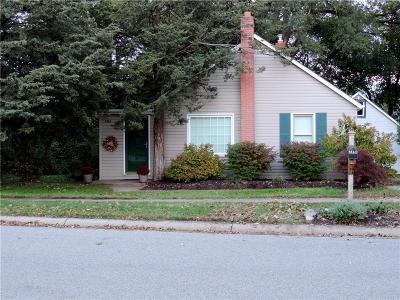 Rochester Hills Single Family Home For Sale: 3385 Bathurst Ave