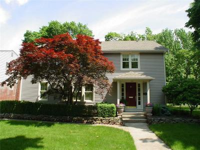 Plymouth Single Family Home For Sale: 1482 Sheridan St