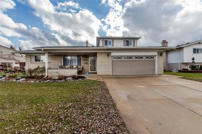 Dearborn Single Family Home For Sale: 26905 Rochelle St