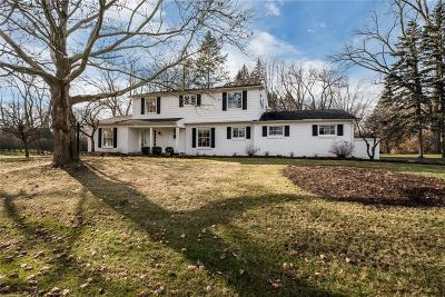 Bloomfield Hills Single Family Home For Sale: 2265 Hunt Club Dr