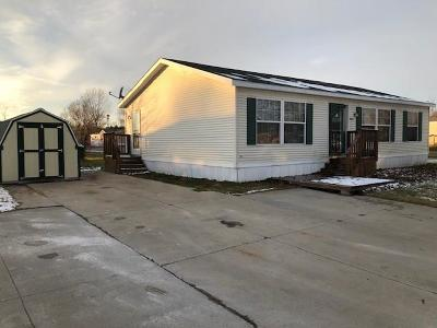 Burtchville Single Family Home For Sale: 3803 Erie Dr