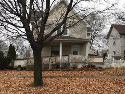 St. Clair Single Family Home For Sale: 2104 10th St