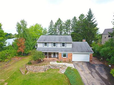 Lake Orion Single Family Home For Sale: 340 Indianwood Rd