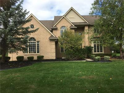 Canton Single Family Home For Sale: 48046 Gladstone