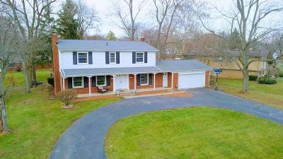 Farmington Hills Single Family Home For Sale: 32250 Baintree Rd