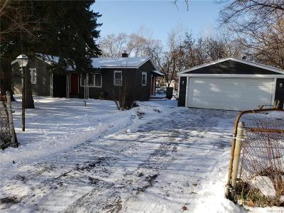 Auburn Hills Single Family Home For Sale: 3470 S Adams Rd