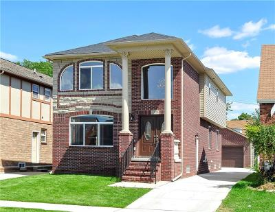 Dearborn Single Family Home For Sale: 5524 Maple St