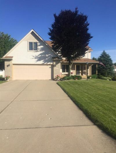 Flushing Single Family Home For Sale: 2382 Flagstone Drive