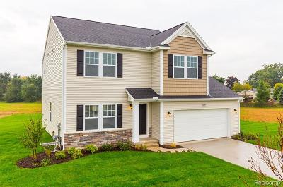 Belleville Single Family Home For Sale: 7160 Chandler Dr