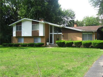 Bloomfield Hills Single Family Home For Sale: 5310 Longmeadow Rd