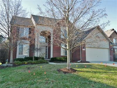 Rochester Hills Single Family Home For Sale: 3316 Empire Dr