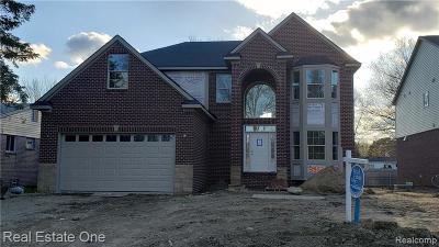 Troy Single Family Home For Sale: 3353 Ellenboro