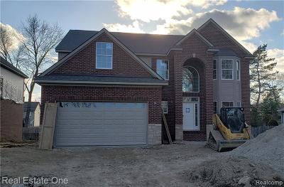 Troy Single Family Home For Sale: 3365 Ellenboro
