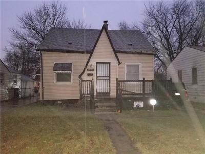 Warren Single Family Home For Sale: 12735 Vernon Ave
