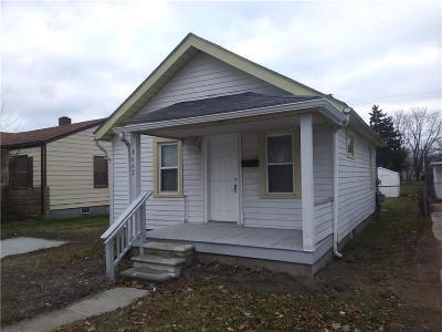 Warren Single Family Home For Sale: 8662 Hudson Ave