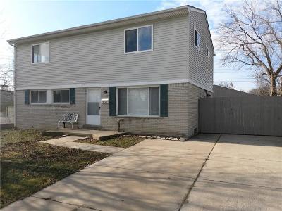 Southfield Single Family Home For Sale: 29429 Everett St