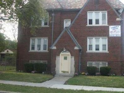 Detroit Multi Family Home For Sale: 11255 Charlemagne St