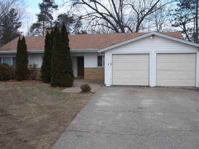 Lapeer Single Family Home For Sale: 2153 Gray