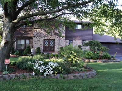 Sterling Heights Single Family Home For Sale: 3501 Leason Rd.