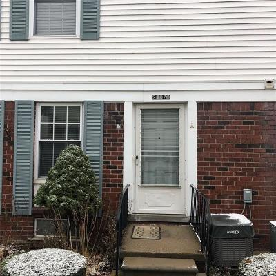 Harrison Twp Condo/Townhouse For Sale: 26074 N Lake Dr