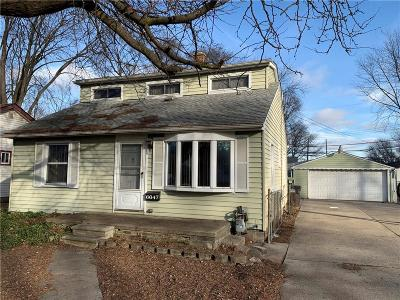 Taylor Single Family Home For Sale: 6647 Harding St