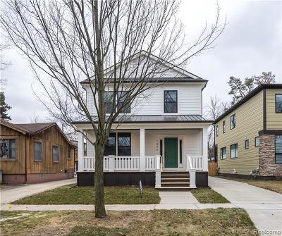 Birmingham Single Family Home For Sale: 1476 Humphrey Ave