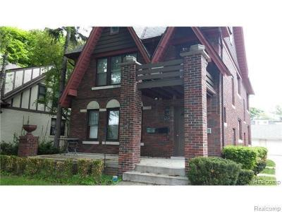 Grosse Pointe Multi Family Home For Sale: 680 Neff Rd
