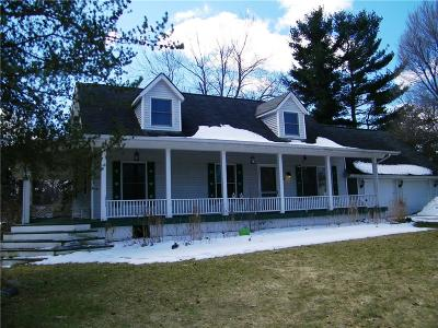 Lapeer Single Family Home For Sale: 2551 Porcupine Trl
