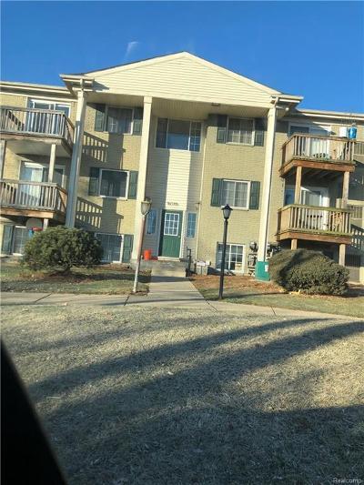 Utica Condo/Townhouse For Sale: 45280 Keding St