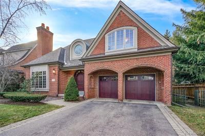 Birmingham Single Family Home For Sale: 567 Baldwin Court