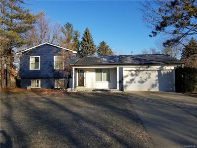 Troy Single Family Home For Sale: 1421 Ogden Dr