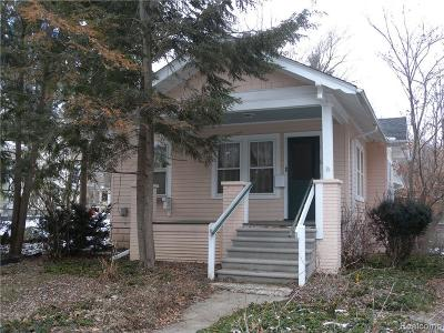 Franklin Single Family Home For Sale: 26246 Vincennes Ave