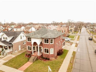 Dearborn Single Family Home For Sale: 6000 Williamson St