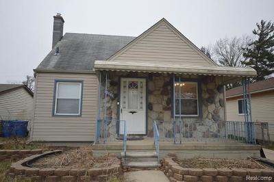 Warren Single Family Home For Sale: 28581 Wauketa Ave