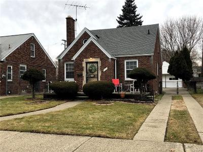 Wayne Single Family Home For Sale: 13651 Bringard Dr