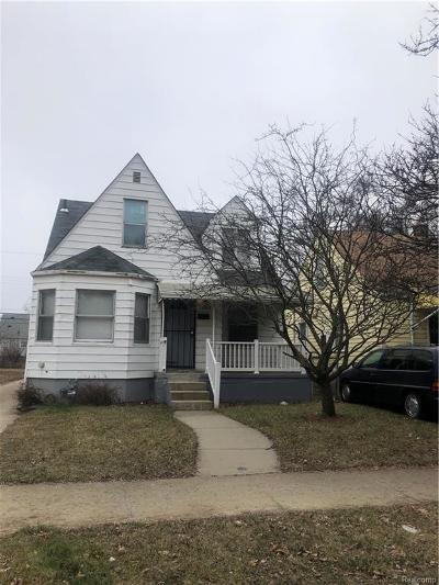 Wayne Single Family Home For Sale: 7303 Plainview Ave