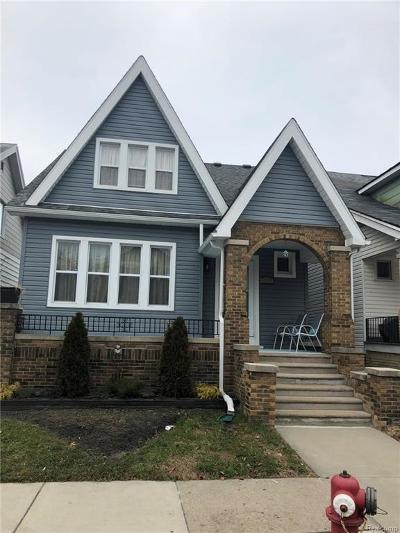 Wayne Single Family Home For Sale: 3199 Lehman St